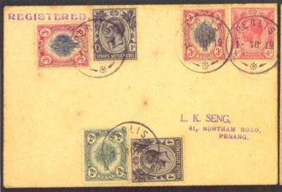 cover 1919 (1 Oct.) philatelic