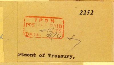 cover 1942 (28 Apr.) envelope