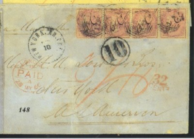 cover 1866 large part entire (