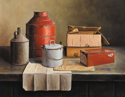 Piet Gutter (b. 1944)