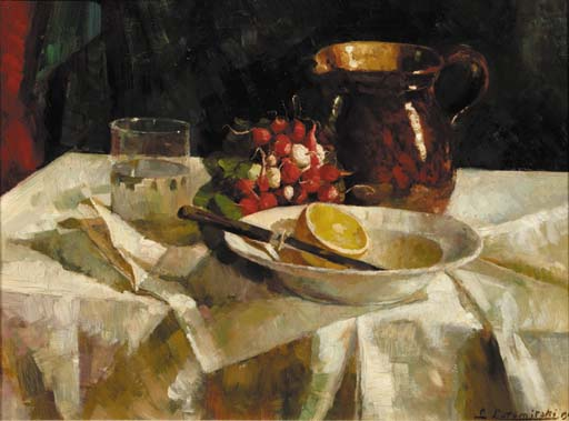 Leonie Lutomirski-Bander (1887