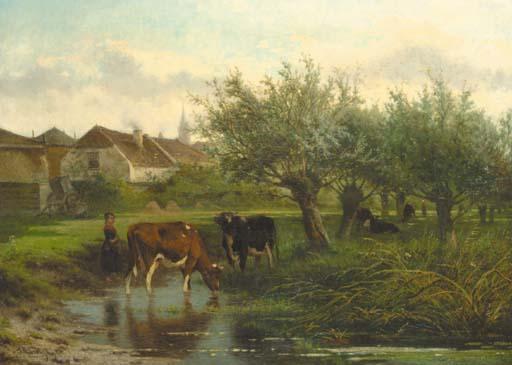 Jan Volijk (Dutch, 1845-1894)