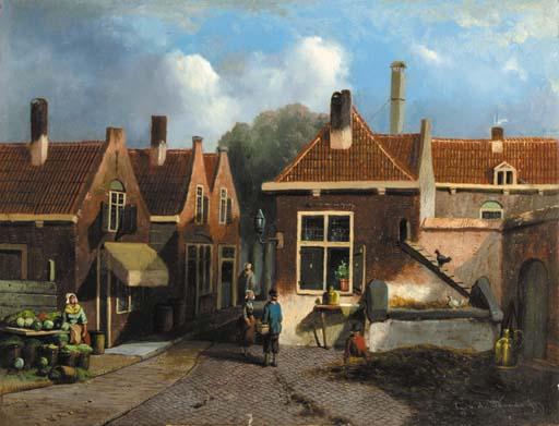 Dutch School, 19th/20th centur