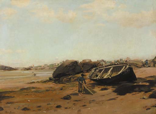 Henri Louis Saintin (French, 1