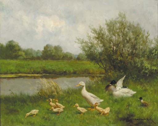 Contstant Artz (Dutch, 1870-19
