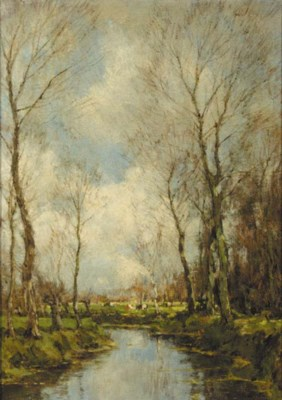 Arnold Marc Gorter (Dutch, 186