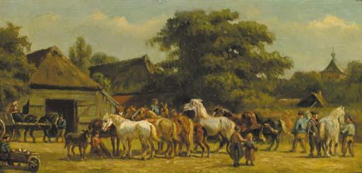 Willem Karel Nakken (Dutch, 18