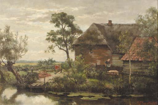 Hendrik Gerard ten Hoet (Dutch