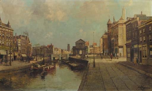 Dutch School, late 19th centur