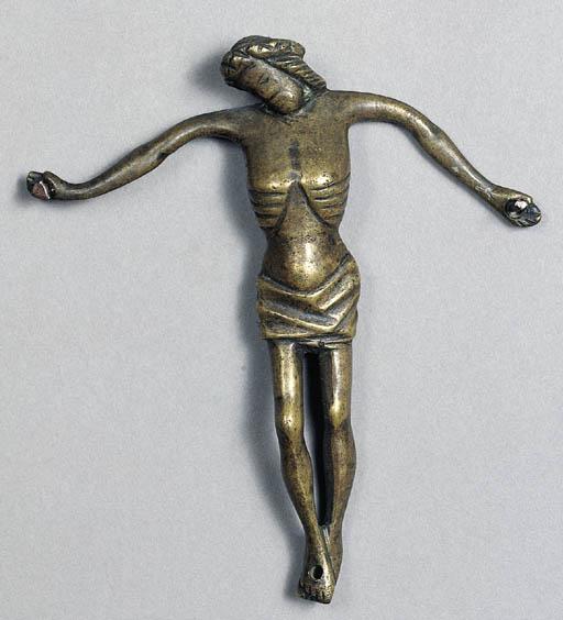 A bronze corpus figure