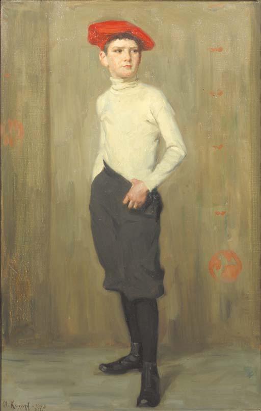 Arthur Kampf (German, 1864-?)