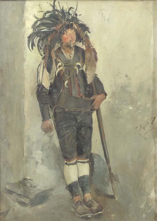Franz Skarbina (German, 1849-1