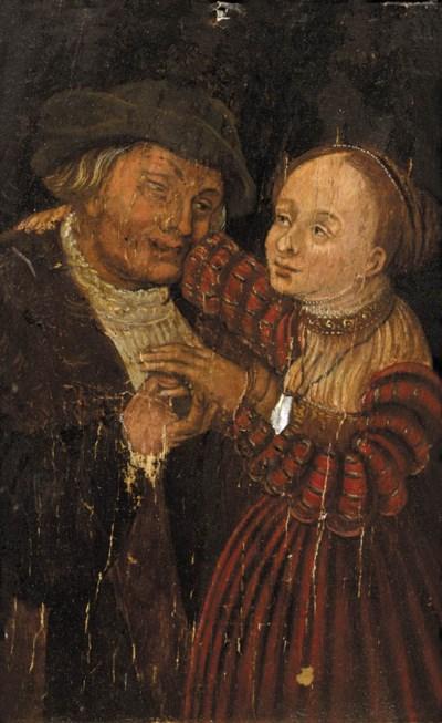 Manner of Lucas Cranach II
