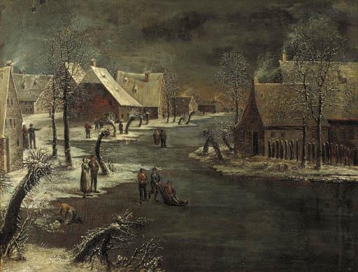 Follower of Jan van de Capelle