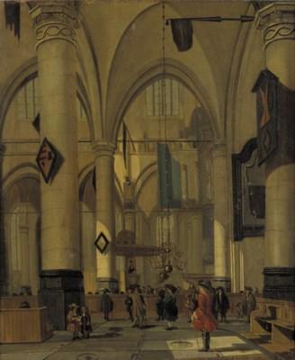 Manner of Hendrick Cornelisz.