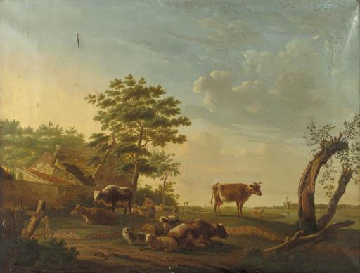Gillis Smak Gregoor (1770-1843