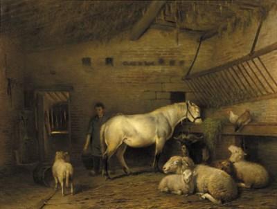 Frans Lebret (Dutch, 1820-1909