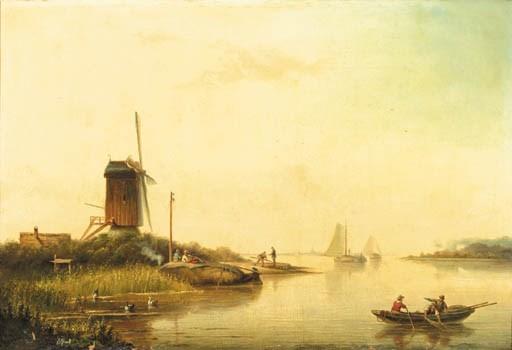 Jacob Hendrik van Duinen (Dutc