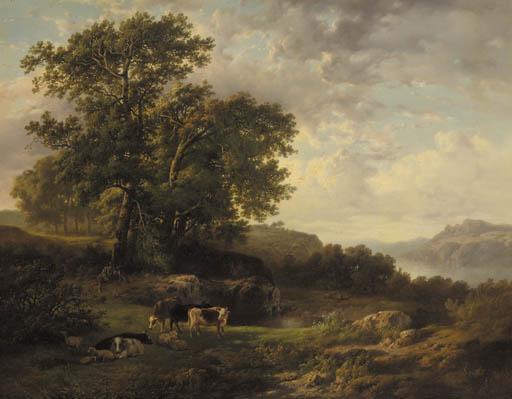 Cornelis Kimmel (Dutch, 1804-1