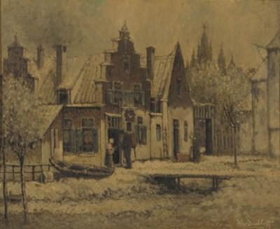 Henri van Daalhoff (Dutch, 186