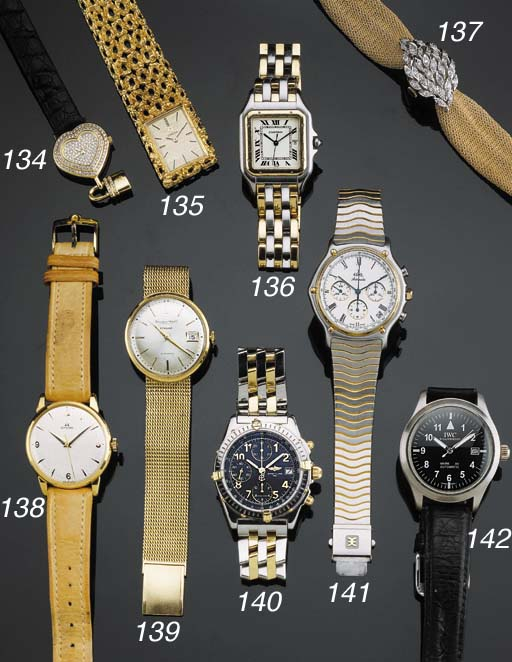 EBEL. A STEEL AND GOLD GENTLEM