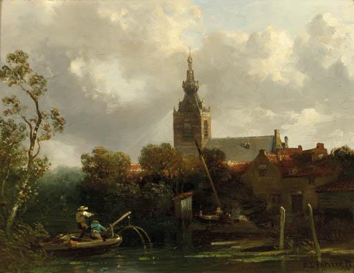 Samuel Leonardus Verveer (Dutc