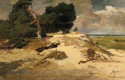 Louis Douzette (German, 1834-1