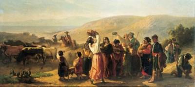 Gerrit Postma (Dutch, 1819-189