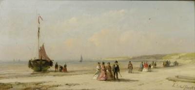 Andreas Schelfhout (Dutch, 178