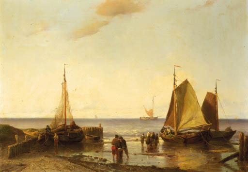 Louis Meijer (Dutch, 1809-1866