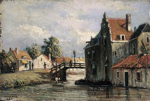 Jan Heppener (Dutch, 1826-1898