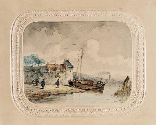 Willem Lodewijk Andrea (Dutch,