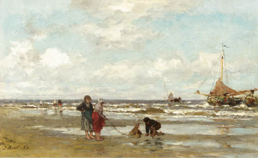 Jacob Maris (Dutch, 1837-1899)