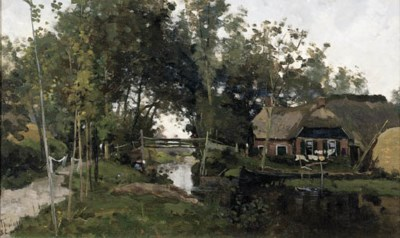 Willem Bastiaan Tholen (Dutch,