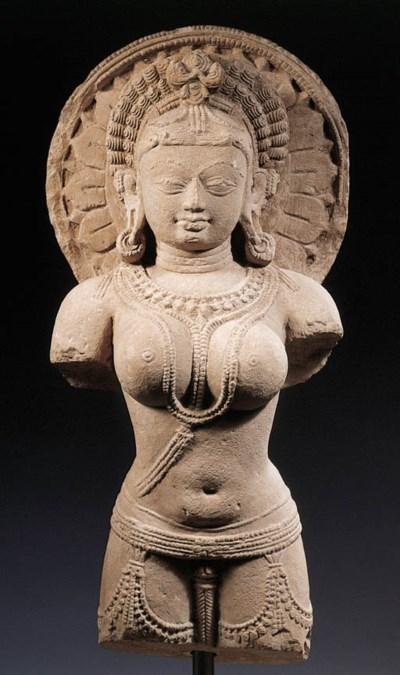 a central indian sandstone tor
