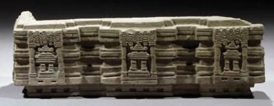 a thai, sri theb style, stone