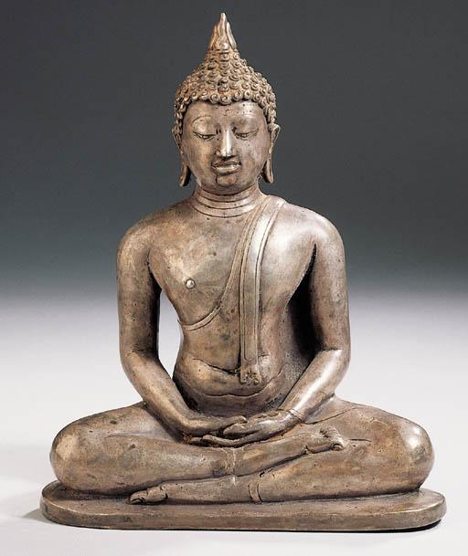 a thai, sukhothai style, low a