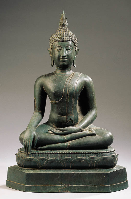 a fine thai, lanna style, bron