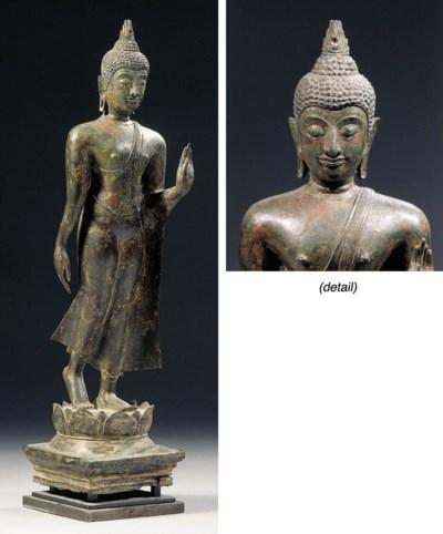 a fine thai, sukhothai style,