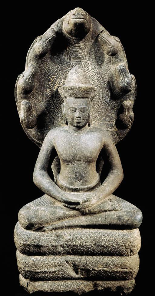 a khmer, angkor vat style, gre
