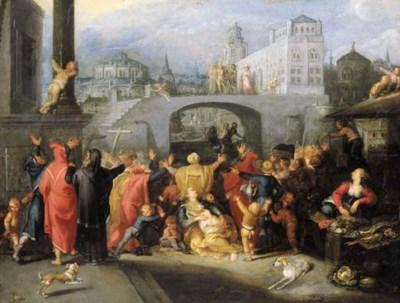 Attributed to Simon de Vos (16