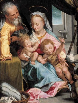 After Federico Barocci