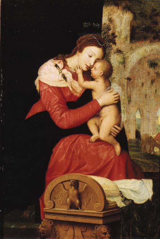 Circle of Willem Key (1515/20-