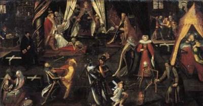 Flemish School, circa 1600