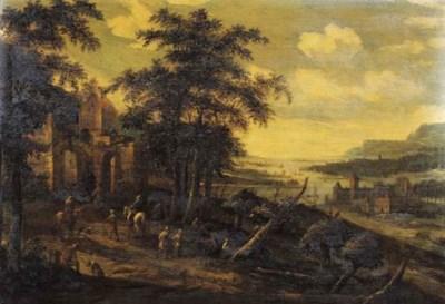 Dionys Verburgh (1655-1722)