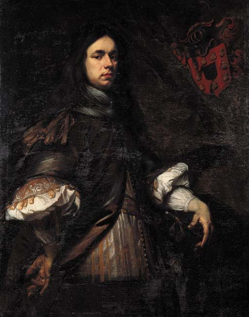 Follower of Adriaen Hanneman