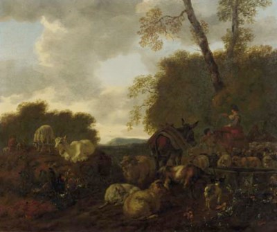 Matthias Withoos (1627-1702)