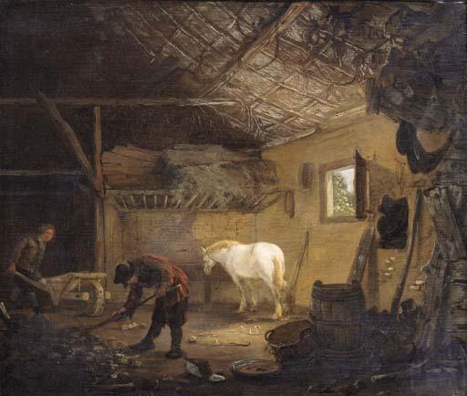 Attributed to Cornelis Gerritsz. Decker (before 1625-1678)