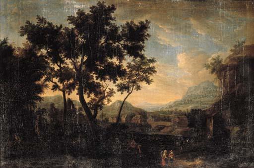 German School, 1743