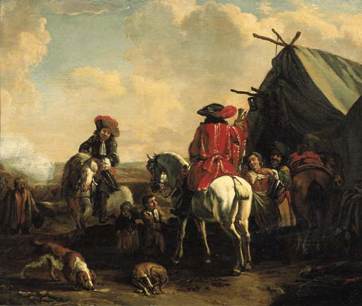Follower of Philips Wouwerman